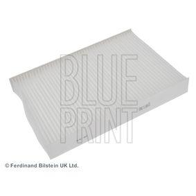 Innenraumluftfilter ADN12516 BLUE PRINT