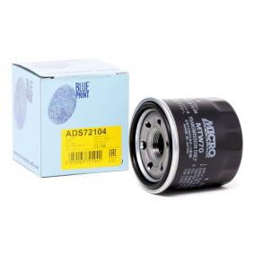 BLUE PRINT Automatic transmission oil filter ADS72104