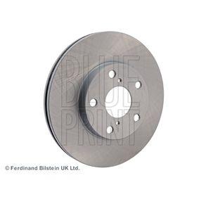 BLUE PRINT TOYOTA RAV 4 Brake discs (ADT343138)