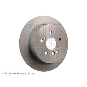 Brake rotors ADT343144 BLUE PRINT