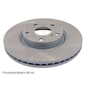 Bremsscheibe BLUE PRINT Art.No - ADT343199 OEM: 4351205080 für TOYOTA, LEXUS, WIESMANN kaufen