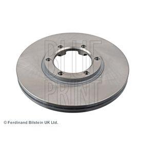 Bremsscheibe BLUE PRINT Art.No - ADZ94302 OEM: 8943724350 für OPEL, CHEVROLET, ISUZU, CADILLAC, PONTIAC kaufen