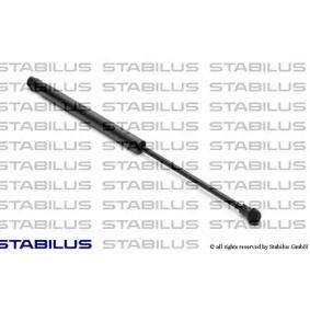 STABILUS Αμορτ. αερίου, καπό κινητήρα και στις δύο πλευρές 0488VQ Γνήσια ποιότητας