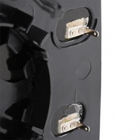 ALKAR 6431985 Spiegelglas, Außenspiegel OEM - 7H1857521N SEAT, SKODA, VW, VAG günstig