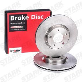 3 (BK) STARK Filtro de aire SKBD-0020174