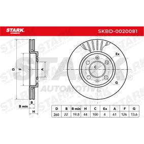 STARK SKBD-0020081