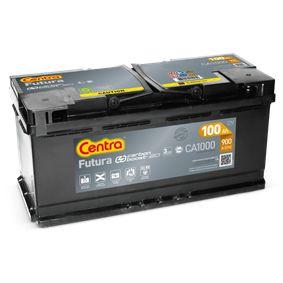 CENTRA Starterbatterie 4E0915105 für VW, AUDI, SKODA, SEAT, HONDA bestellen