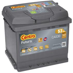 CENTRA Autobatterie CA530