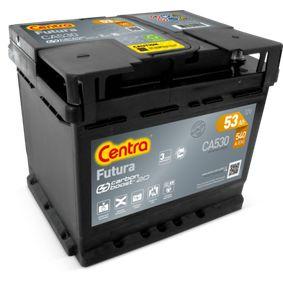 Akkumulator CA530 CENTRA