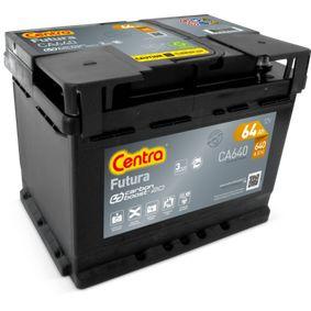 CENTRA Starterbatterie 4515410102 für VW, MERCEDES-BENZ, SKODA, SMART, CHEVROLET bestellen
