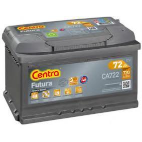 CENTRA Starterbatterie 1672941 für FORD bestellen