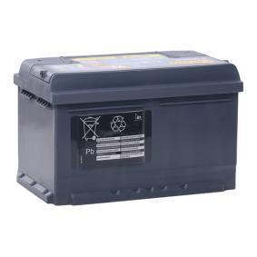 1672941 für FORD, Starterbatterie CENTRA (CA722) Online-Shop