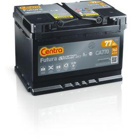 Akkumulator CA770 CENTRA