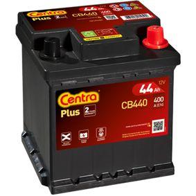 CENTRA Starterbatterie 51778210 für FIAT, ALFA ROMEO, LANCIA, ABARTH, FSO bestellen