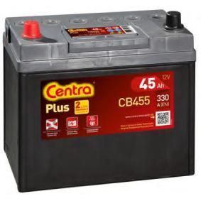 Starterbatterie CENTRA Art.No - CB455 OEM: 31500SCAE011M1 für HONDA kaufen