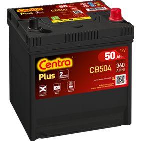CENTRA Starterbatterie 31500SCAE011M1 für HONDA bestellen