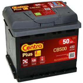 CENTRA Starterbatterie CB500