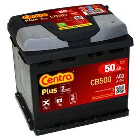 CENTRA VW TOURAN Batterie (CB500)