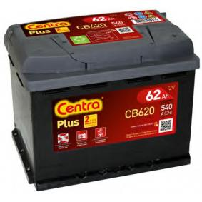 Startovací baterie CB620 CENTRA