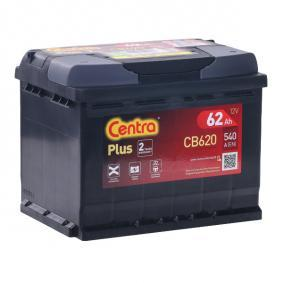 Starterbatterie CENTRA Art.No - CB620 OEM: 8K0915105H für VW, OPEL, BMW, AUDI, FORD kaufen