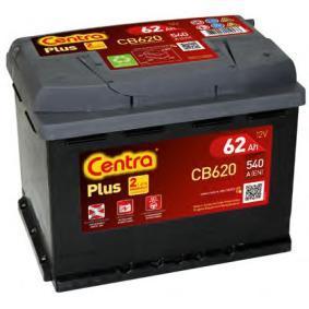 CENTRA Starterbatterie 61216927453 für VW, OPEL, BMW, AUDI, FORD bestellen