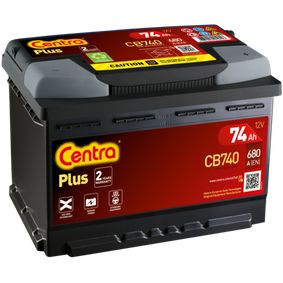 CENTRA VW CRAFTER Batterie (CB740)