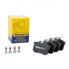 8E0698451L für VW, AUDI, SKODA, SEAT, Bremseklodser BARUM(BA2032) Web butik