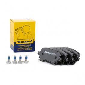 4F0698451D für VW, AUDI, SKODA, SEAT, HONDA, Bremsbelagsatz, Scheibenbremse Barum (BA2196) Online-Shop