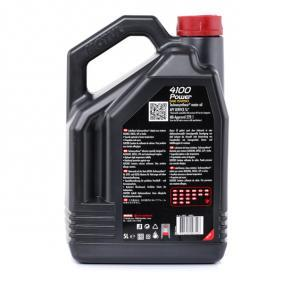 ISUZU D-Max I Pritsche / Fahrgestell (TFR, TFS) 3.0 D 4x4 163 2007 Auto Motoröl MOTUL (100273) niedriger Preis