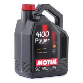 ISUZU D-MAX MOTUL PKW Motoröl 100273 kaufen