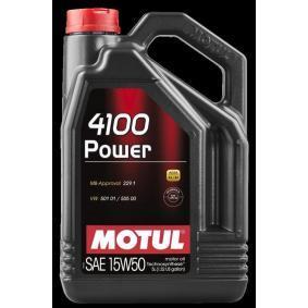 SAE-15W-50 Motor oil MOTUL, Art. Nr.: 100273