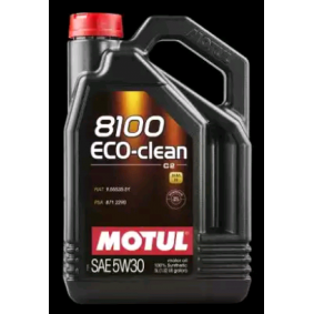 LAND ROVER RANGE ROVER EVOQUE Car oil 101545 from MOTUL best quality