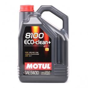 TOYOTA CELICA Motorenöl 101584 von MOTUL Original Qualität