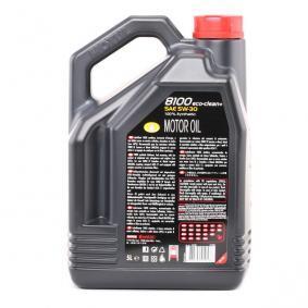 DODGE NITRO Aceite motor coche MOTUL (101584) a un precio reducido