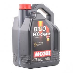 Olio 100% sintetico MOTUL 101584 comprare