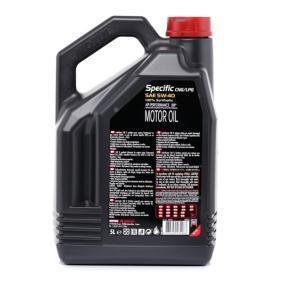 MOTUL Автомобилни масла 5W40 (101719) на ниска цена