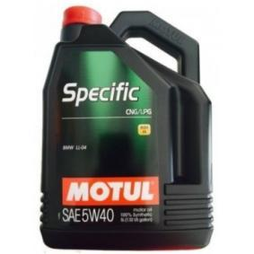 BMW LONGLIFE-04 MOTUL Olio motore, Art. Nr.: 101719