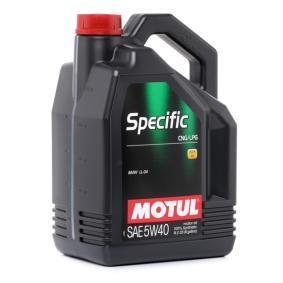 SAE-5W-40 Olio motore per auto MOTUL 101719 comprare