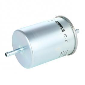 MAHLE ORIGINAL KL 2 Kraftstofffilter OEM - 7M0127401A AUDI, SEAT, SKODA, VW, VAG, FIAT / LANCIA günstig