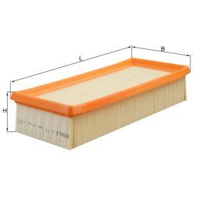 MAHLE ORIGINAL Въздушен филтър (LX 719)
