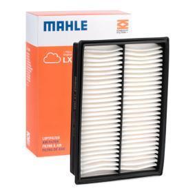 3 (BK) MAHLE ORIGINAL Filtro de aire LX 1688