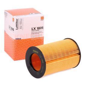 0003124V001000000 für SMART, Luftfilter MAHLE ORIGINAL (LX 1805) Online-Shop