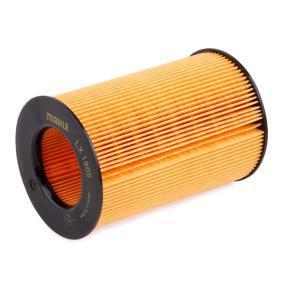 MAHLE ORIGINAL LX 1805 Luftfilter OEM - 0003124V001000000 SMART günstig