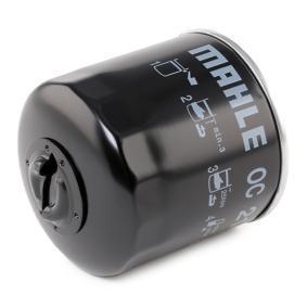 MAHLE ORIGINAL Pièces détachées Filtre à huile OC 214