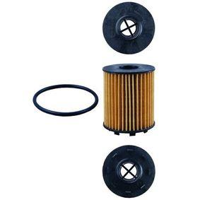 MAHLE ORIGINAL Juego de cables de encendido OX 371D para FIAT GRANDE PUNTO 1.3 D Multijet 69 CV