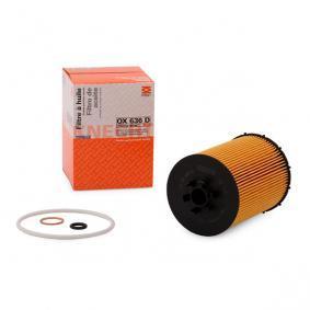MAHLE ORIGINAL Pièces détachées Filtre à huile OX 636D
