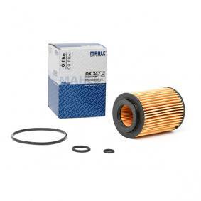 MAHLE ORIGINAL Oil filter OX 347D