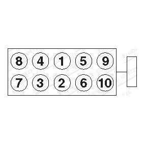 Zylinderkopfschraubensatz 22-29019B GOETZE