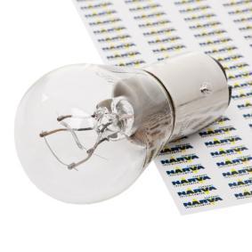 17881 Крушка с нагреваема жичка, стоп светлини / габарити от NARVA качествени части