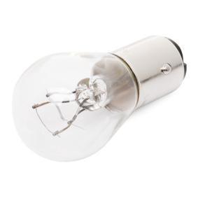 NARVA Bulb, brake / tail light 17881